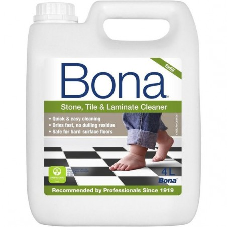 Bona Rezerva detergent parchet laminat, ceramica si piatra 4L